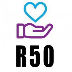 R50 Donation