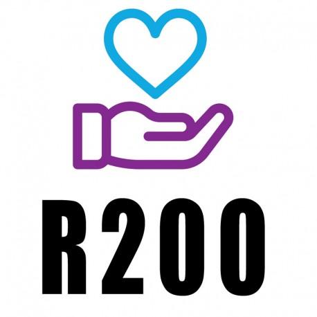 R200 Donation