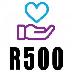 R500 Donation